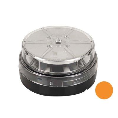 LED Rundumleuchte Oberfläche Montage Orange