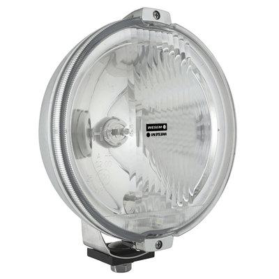 Wesem Halogen HOS2 Fernscheinwerfer Chrom 12V (LED Ring)