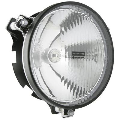 Rallye Zusatzscheinwerfer Fernlicht Ø180mm + Halogen Lampe