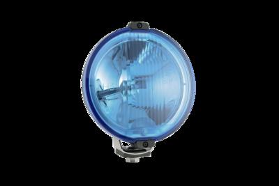 Wesem HOS2 Halogen Fernscheinwerfer Blau LED Ring + 24V Lampe