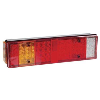 7-Funktionen LED Rücklicht 24V