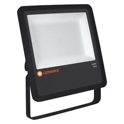 180W LED Fluter 230V Zwart