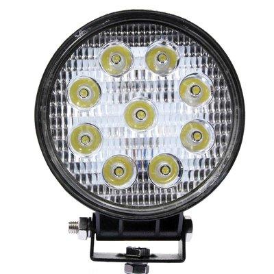 27W LED Arbeitsscheinwerfer Rund Basic