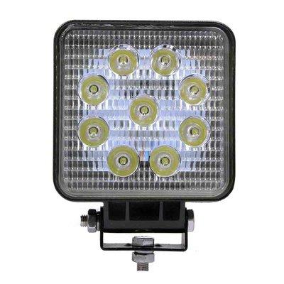 27W LED Arbeitsscheinwerfer Eckig Basic