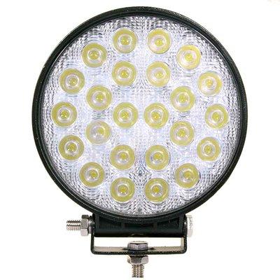 72W LED Arbeitsscheinwerfer Rund Basic