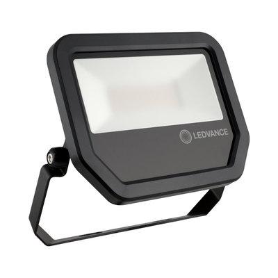 Ledvance 30W LED Fluter 230V Schwarz 3000K Warmweiß