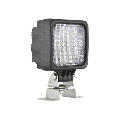 LED Arbeitsscheinwerfer 12-48V Breitstrahler 2000LM + Kabel
