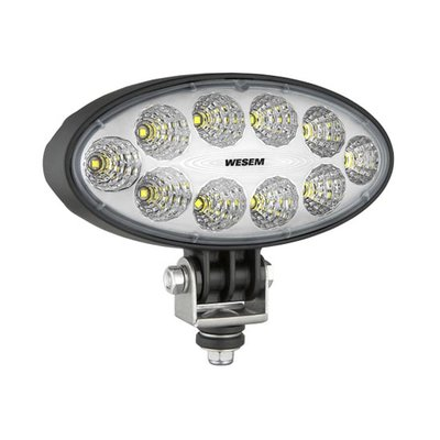 LED Arbeitsscheinwerfer Breitscheinwerfer 4000LM + Kabel