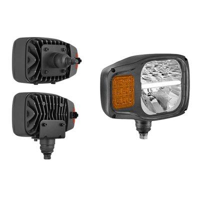 LED Hauptscheinwerfer mit Fahrrichtungsanzeiger Rechts K3
