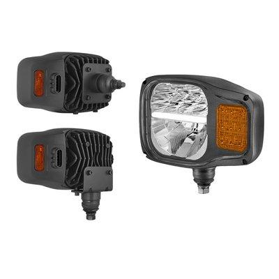 LED Hauptscheinwerfer mit Blinker Links AMP-Superseal K7