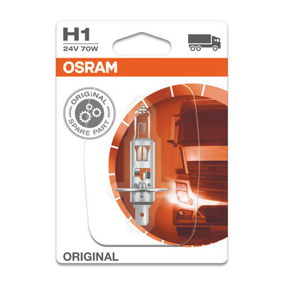 Osram Halogen lamp 24V Original Line H1, P14.5s