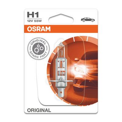 Osram Halogen Lamp 12V Original Line H1, P14.5s