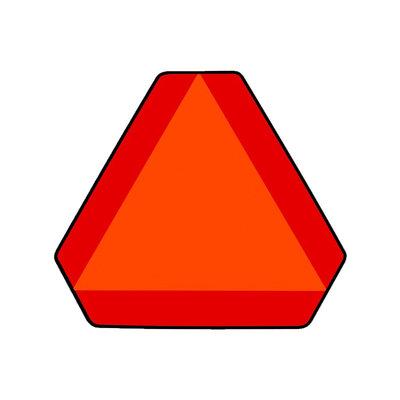 Markierungszeichen Langsam fahrender Verkehr