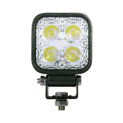 12W LED Arbeitsscheinwerfer Eckig Basic