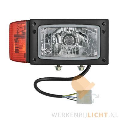 Wesem Scheinwerfer REPR2 Rechts 12V