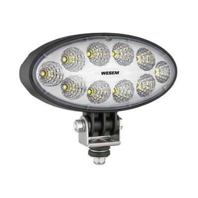 LED Arbeitsscheinwerfer Breitscheinwerfer 2200LM + Kabel