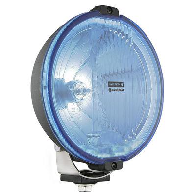 Wesem HOS2 Fernscheinwerfer Blau 12V LED Ring + 12V Lampe