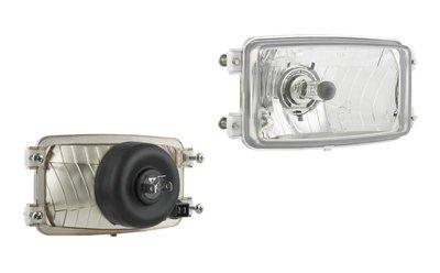 hauptscheinwerfer H4 173x93x79 4-Schrauben-Montage