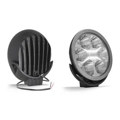 FERVOR 220mm Fernscheinwerfer LED Mit Positionslicht