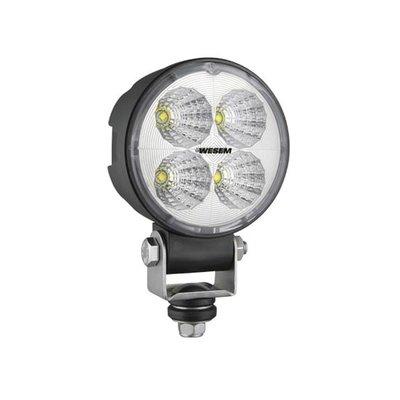 LED Arbeitsscheinwerfer Breitscheinwerfer 2000LM + Kabel