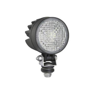 LED Arbeitsscheinwerfer Rund 800LM + Deutsch-DT