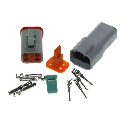 Deutsch-DT 4-pins connector