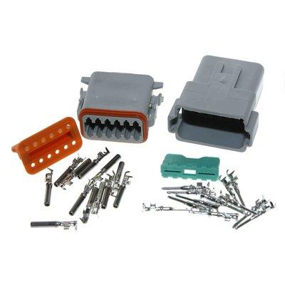 Deutsch-DT 12-pins connector