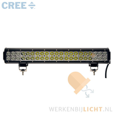 Kombi Led Lightbar 72 Watt Fluter und Fernlicht