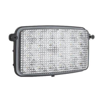 Wesem Einbau LED Arbeitsscheinwerfer Ohne Rahmen 165x92mm