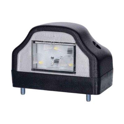 Horpol LED Kennzeichenbeleuchtung 12-24V Schwarz LTD 229