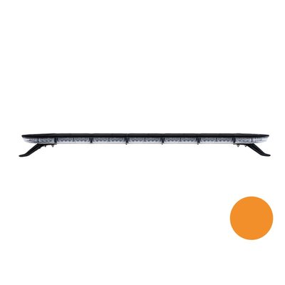 LED Warnbalk Orange 118 CM