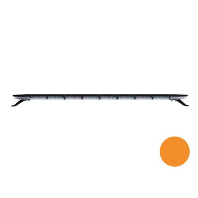 LED Warnbalk Orange 166 CM