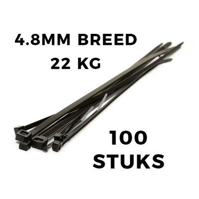 Kabelbinder 100 stuck 120x4,8