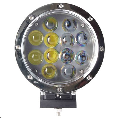 60W LED Fernscheinwerfer Chrom