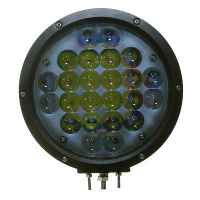 120W LED Fernscheinwerfer Schwarz