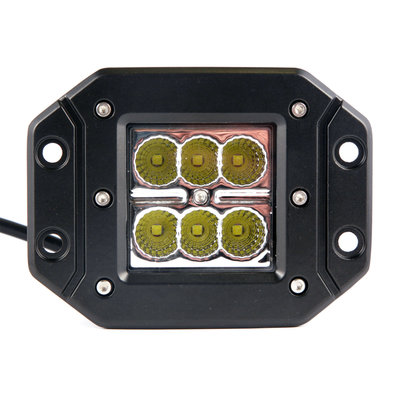 18W LED Arbeitsscheinwerfer Einbau