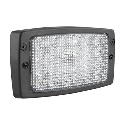 Wesem Einbau LED Arbeitsscheinwerfer Mit Rahmen 184x102mm