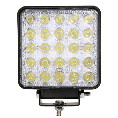 75W LED Arbeitsscheinwerfer Eckig Basic