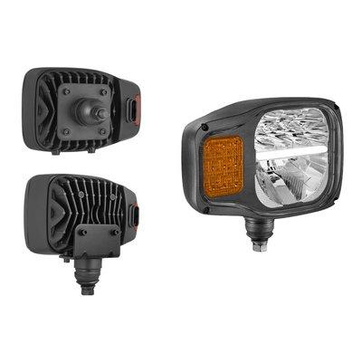 LED Hauptscheinwerfer mit AMP-Superseal Rechts K7