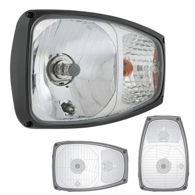Scheinwerfer Mit Blinker Links + 24V Lampe