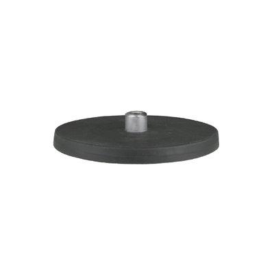 Neodym-Magnet 25 kg M8 mit Gummi