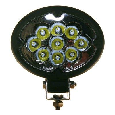 27W LED Arbeitsscheinwerfer Weitstrahler Oval