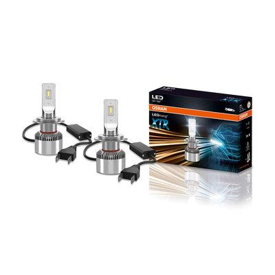 Osram H7 XTR LED Hauptscheinwerfer 12V P43t Satz 12V