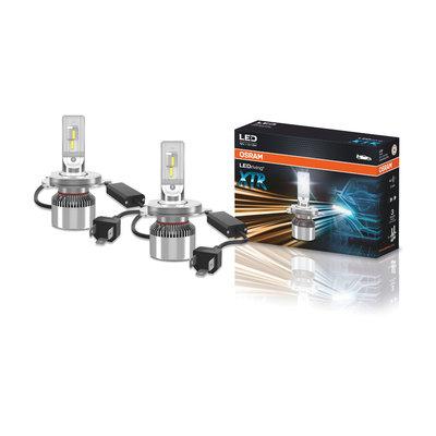 Osram H4 XTR LED HauptscheinwerferP43t Satz 12V