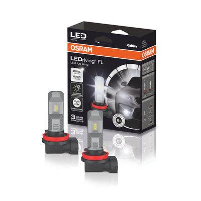 Osram H8/H11/H16 LED Nebelscheinwerfer Satz 12 volt