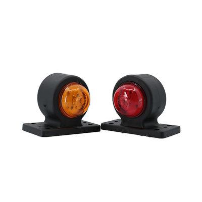 LED Begrenzungsleuchte 10-30V Amber + Rot (Satz)