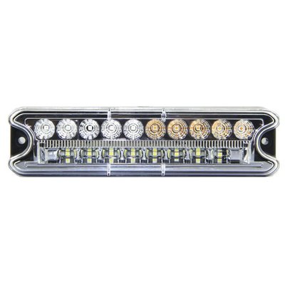 4-Funktions LED Rückleuchte Rechteckig Rechts