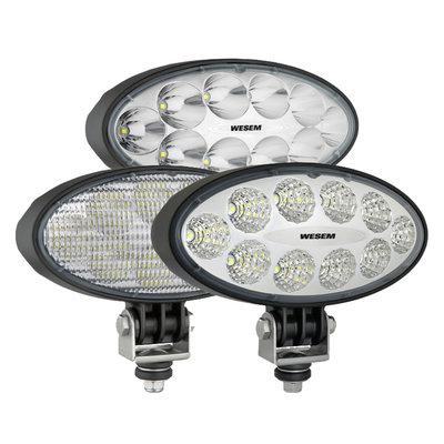 Wesem LED Arbeitsscheinwefer CRV1 4000LM