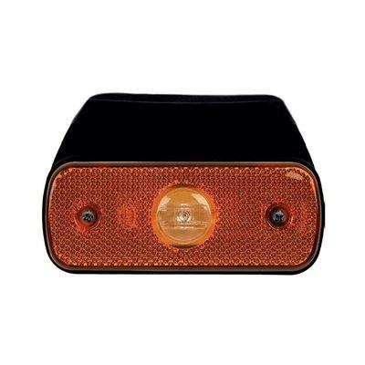 LED Seitenmarkierungsleuchte Orange 10-30V