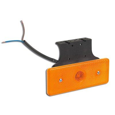 LED- Seitenmarkierungsleuchte Mit Winkelhalter 10-30V